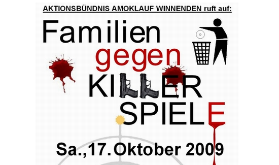 Killer Games German Advocacy Group to Hold Protest Against Violent Games