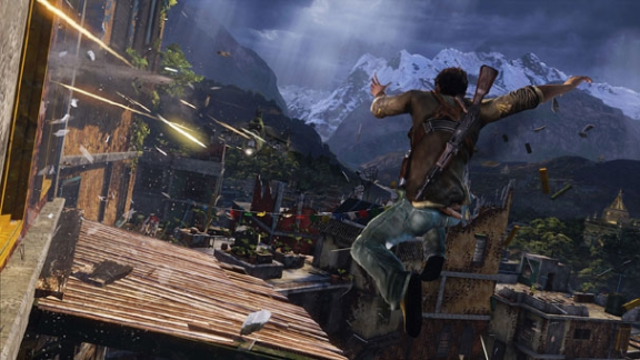 Uncharted 2 NPD Console Sales Figures Top 10 Games of October 2009