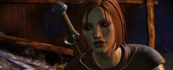 Dragon Age Leliana BioWare has always done a good job at integrating