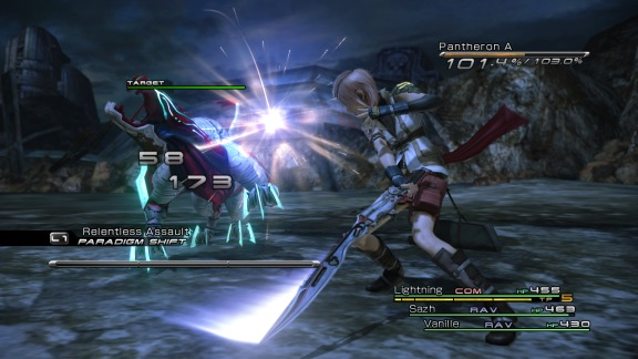 FFXIII battle06 What Are You Playing This Weekend?