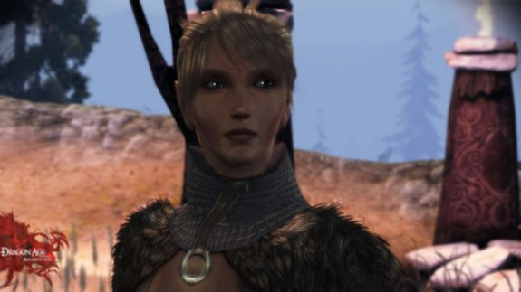 dragon age velanna. The next Dragon Age: Origins Awakening NPC revealed by BioWare is Velanna,