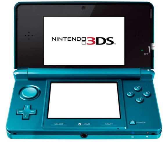 Nintendo 3DS official Nintendo Boasts 25,000 Free WiFi Hotspots for 3DS