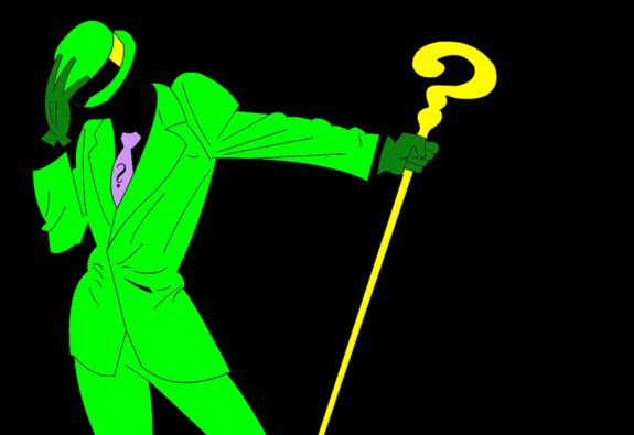 Riddler What Should I Name My Next DCUO Character?
