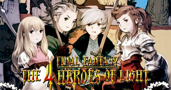 Final Fantasy 4 Heroes of Light 2 What Are You Playing This Weekend?
