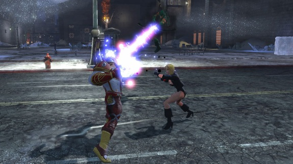 DC Universe Online 2 DC Universe Online: Week One