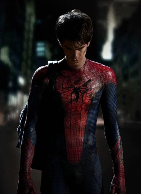 Spider Man Andrew Garfield Andrew Garfield Likes Spider Man Costume, Emma Stone