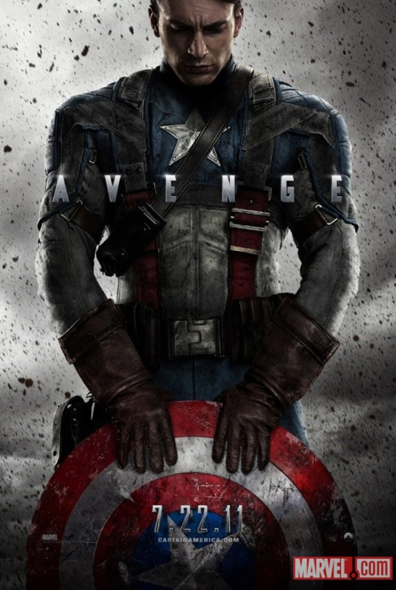 captain america movie. Captain America Movie (City