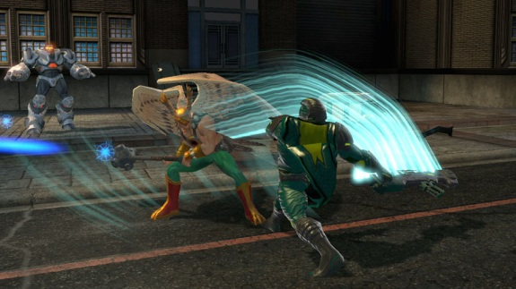 DC Universe Online DC Universe Online: Week Two