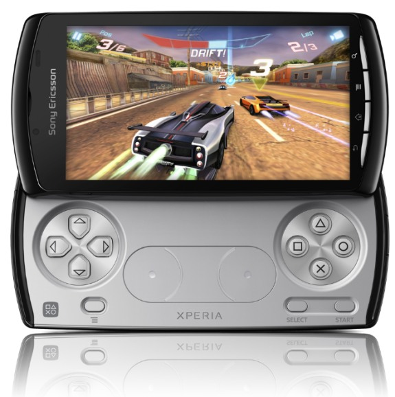 Sony Ericsson Xperia Play Final Fantasy VII Bundled with U.S. Xperia Play