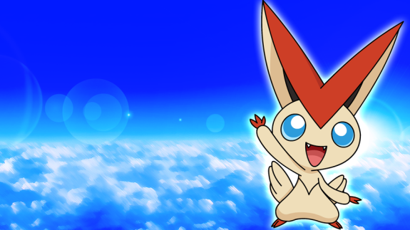 Victini Buy Pokemon Black/White Early, Get Special Victini
