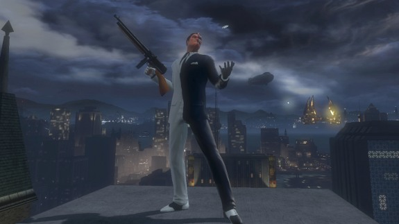 DCUO Two Face DCUO Free DLC Adds Two Face, Mxyzptlk, and More