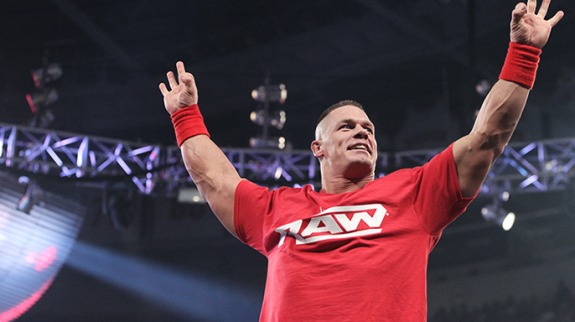 John Cena Raw draft WWE 2011 Draft Results and Analysis