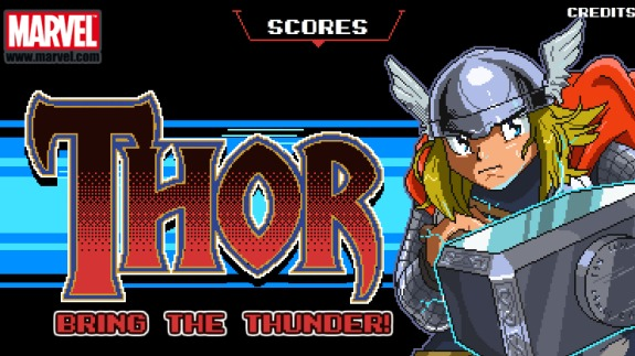 Thor Bring the Thunder Thor: Bring the Thunder Flash Game Rules!
