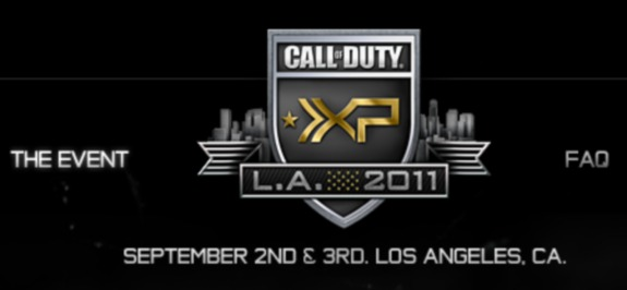 Call of DutyXP Activision Reveals Call of Duty XP 2011 Details