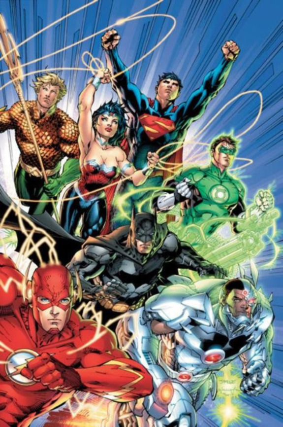 DC Universe 2011 reboot JLA Flashpoint Will Lead to DC Universe Reboot in August 2011