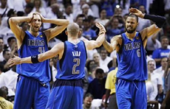 Dallas Mavericks champions What Will You Remember About the 2011 NBA Finals?