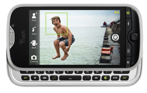 MyTouch 4G Slide wide T Mobile MyTouch 4G Slide Sports Cutting Edge Camera