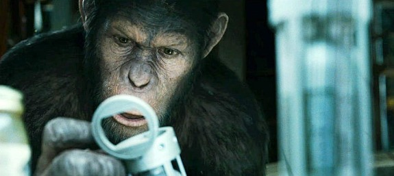 Rise of the Planet of the Apes 1 Random Thoughts on Rise of the Planet of the Apes